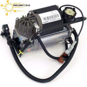 Компрессор пневмоподвески для БЕНЗИНОВЫХ моделей. AUDI A8 - 2004-2010 (D3)